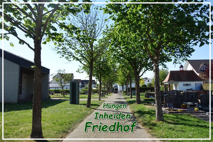 Friedhof in Hungen Inheiden