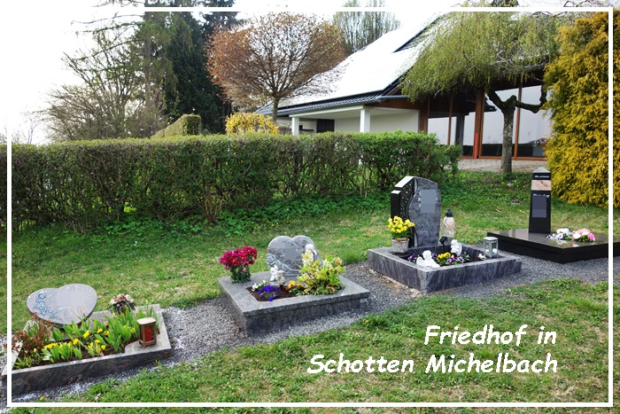 Friedhof in Schotten Michelbach