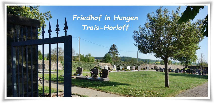 Friedhof Hungen Trais-Horloff