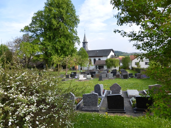 Hungen Langd Friedhof