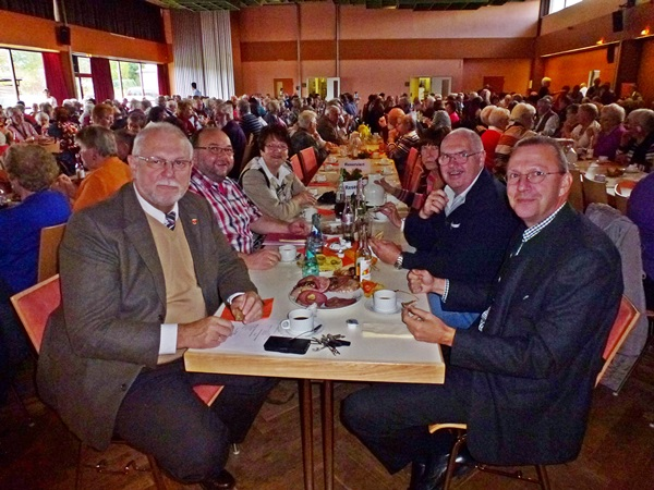 Mundart Frühschoppen in Florstadt